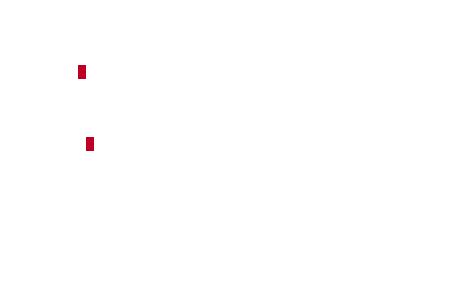 Mapa ČR - zvýrazněno Plzeň, Kadaň